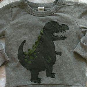 3/12🌸 Boy's Carter's sweatshirt